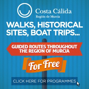 Murcia Turistica Free Guided walks Zone1