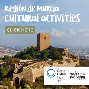 Murcia Turistica Whats ON Weekly Bulletin Lorca Cultral