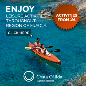 Murcia Turistica Activity APP Sposrting