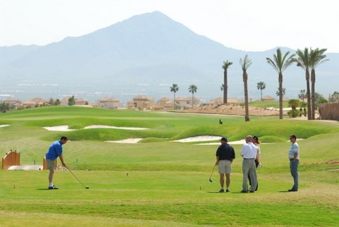 Hacienda del Álamo Golf Resort