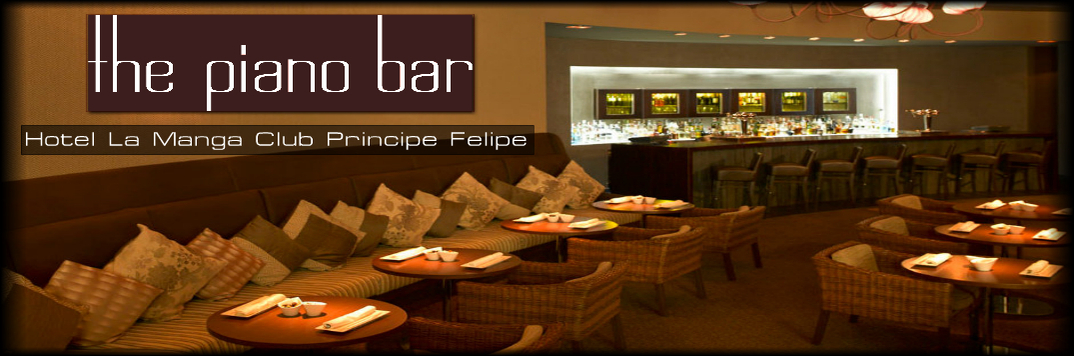 The Piano Lounge Bar La Manga Club