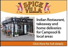 The Spice Villa Indian Restaurant Camposol